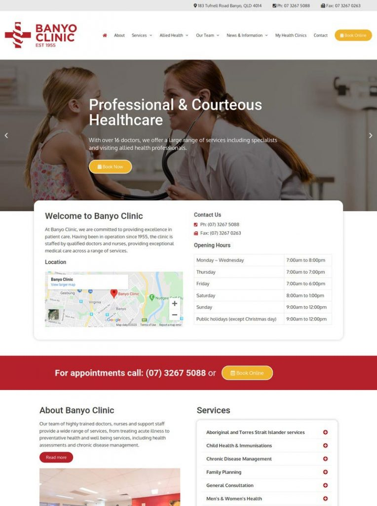 Banyo Clinic
